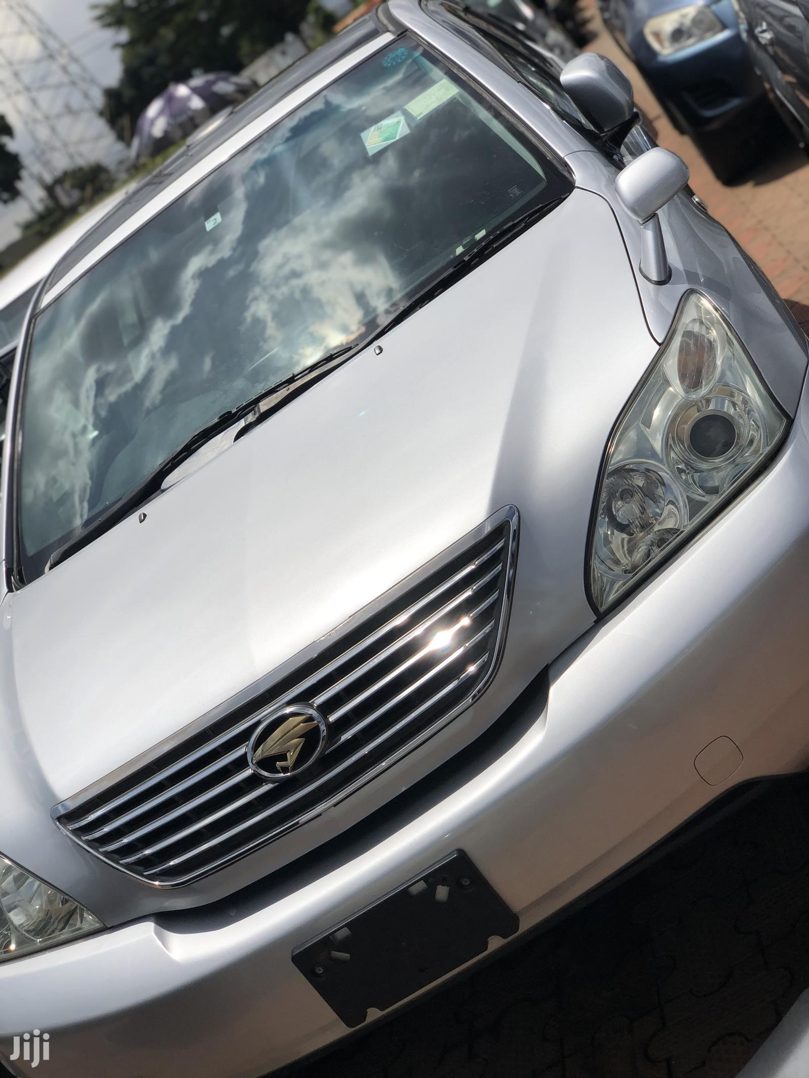 New Toyota Harrier 2008 Silver