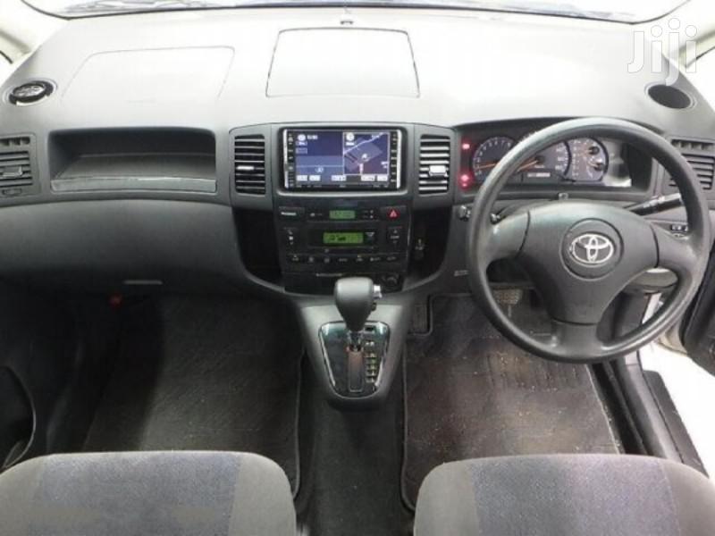 Archive: Toyota Spacio 2007 Silver