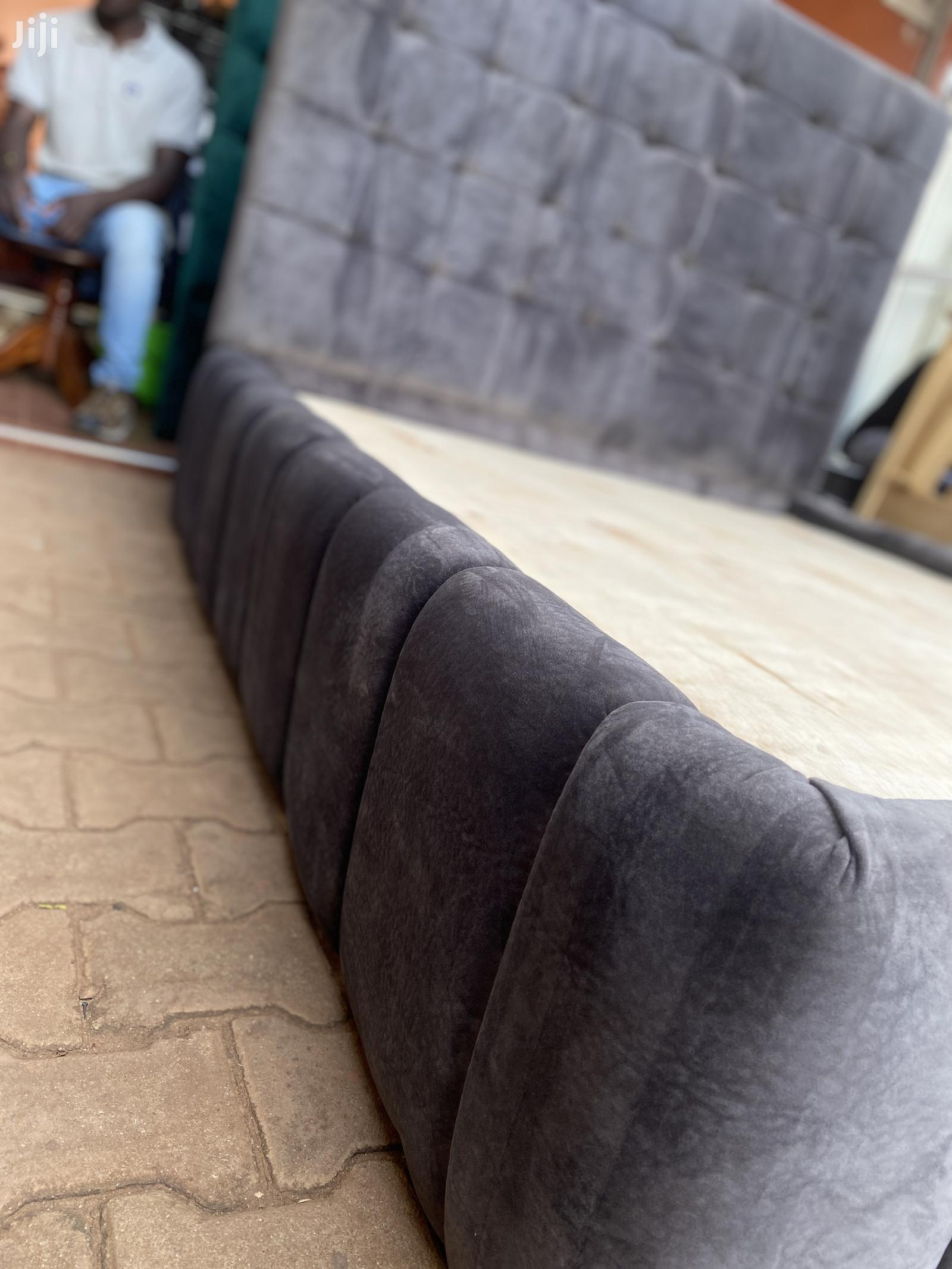 5 By 6 Bed | Furniture for sale in Kampala, Central Region, Uganda