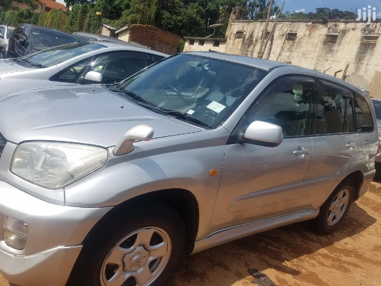 Toyota RAV4 2002 Silver   Cars for sale in Kampala, Central Region, Uganda
