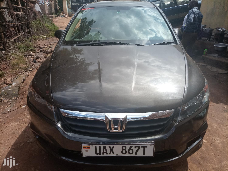 Honda Stream 2001 Black