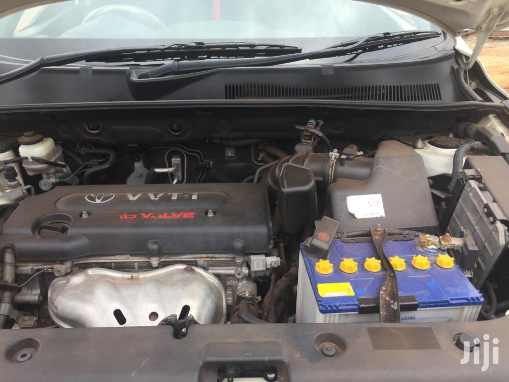 Archive: New Toyota RAV4 1.8 2007 White