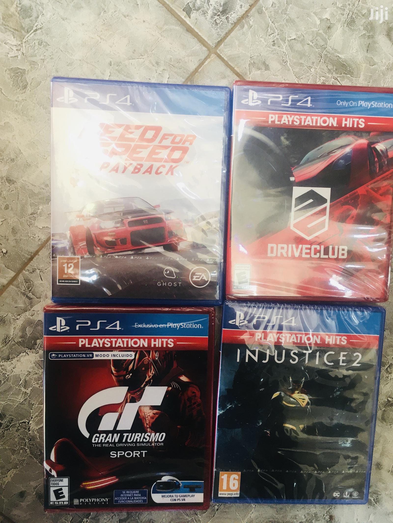 Ps4 Racing Game Cd Copies | Video Games for sale in Kampala, Central Region, Uganda