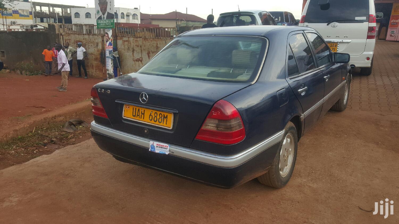 Mercedes-Benz C200 1997 Silver | Cars for sale in Kampala, Central Region, Uganda
