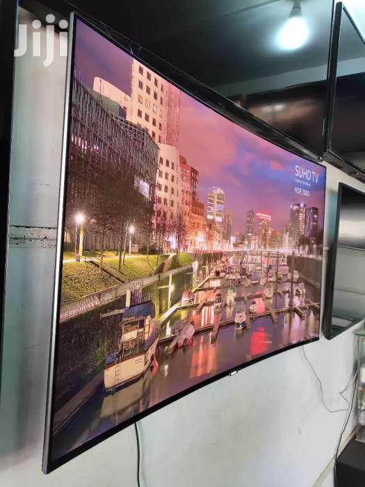 Brand New Samsung Series 9 QLED Tv 55 Inches | TV & DVD Equipment for sale in Kampala, Central Region, Uganda