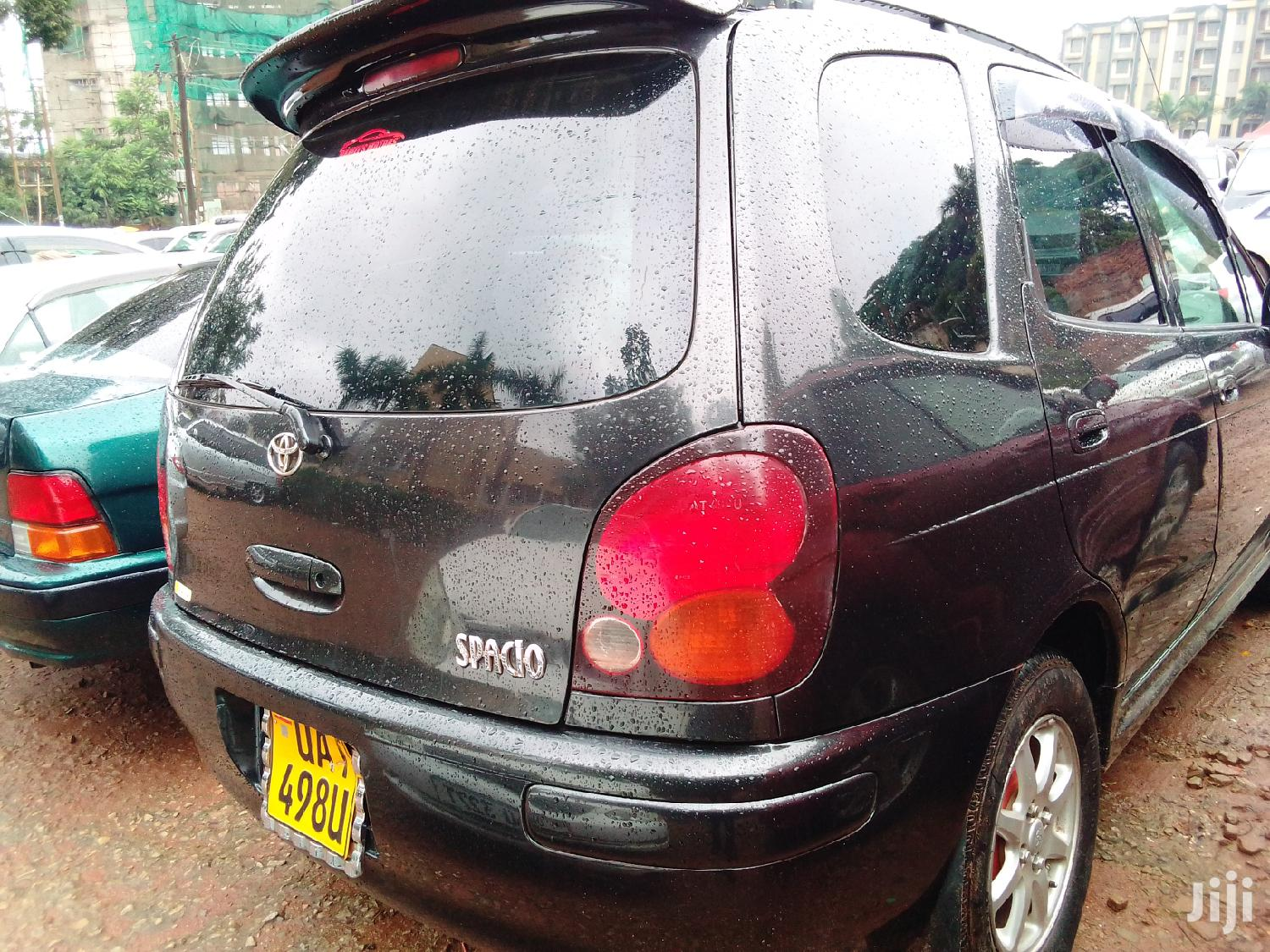 Archive: Toyota Spacio 1999 Black