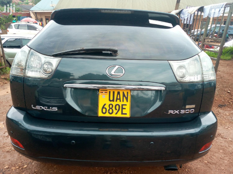 Toyota Harrier 2004 Gray | Cars for sale in Kampala, Central Region, Uganda