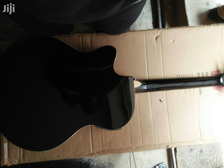 Yamaha Box Guitar/Acoustic   Musical Instruments & Gear for sale in Kampala, Central Region, Uganda