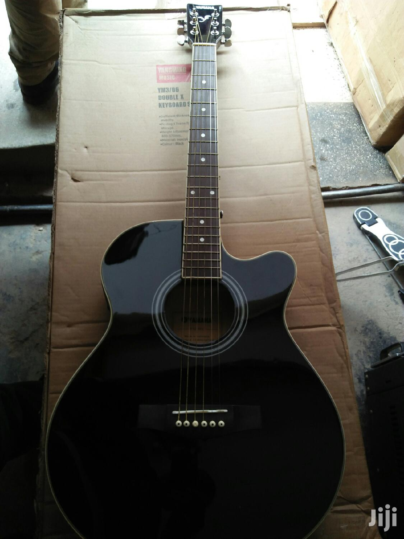 Yamaha Box Guitar/Acoustic