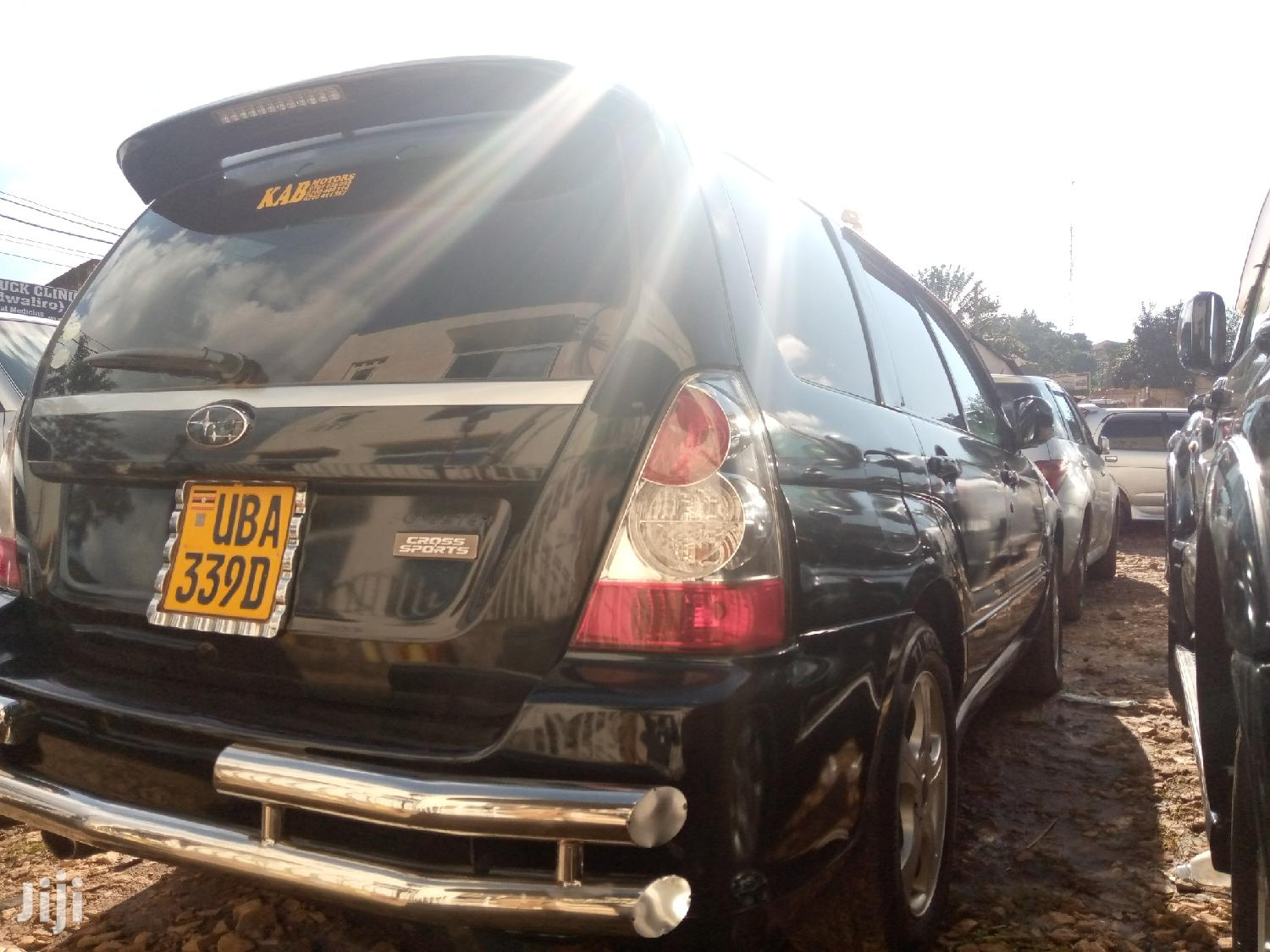 Archive: Subaru Forester 2007 Black
