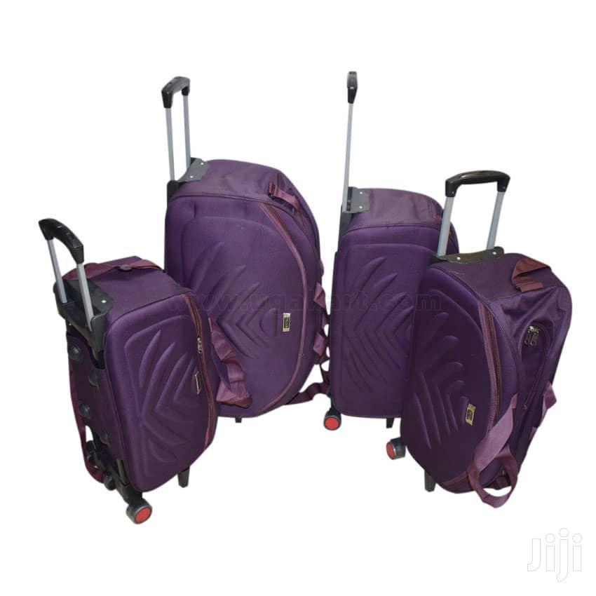 Travel Bags 4 In 1 Bags