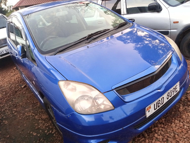 Archive: Toyota Spacio 2006 Blue