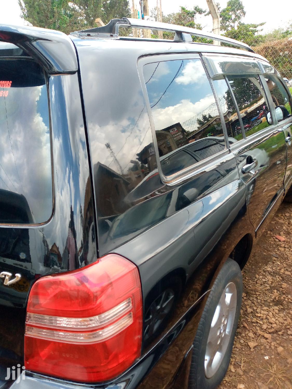 Toyota Kluger 2001 Black   Cars for sale in Kampala, Central Region, Uganda