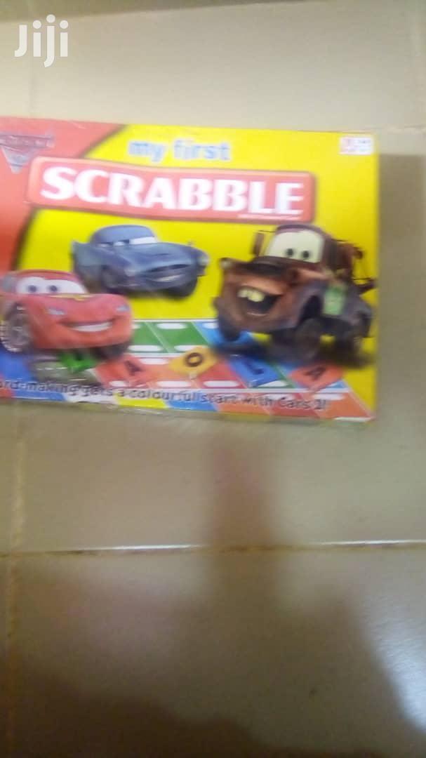 Kids Scrabble Game   Toys for sale in Kampala, Central Region, Uganda