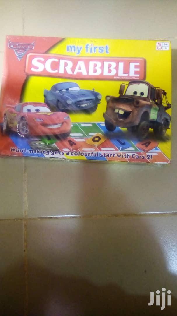 Kids Scrabble Game