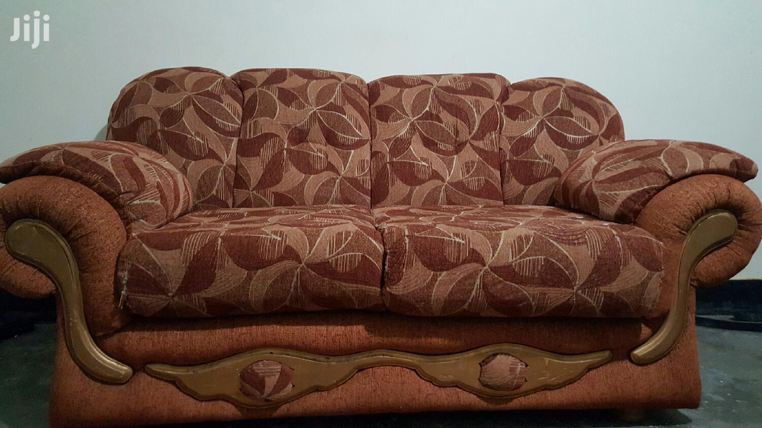 Archive: Sofa Set. 7 Seater