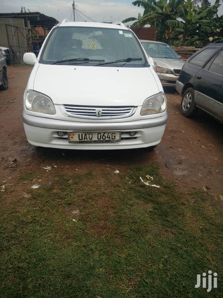 Toyota Raum 1998 White | Cars for sale in Kampala, Central Region, Uganda