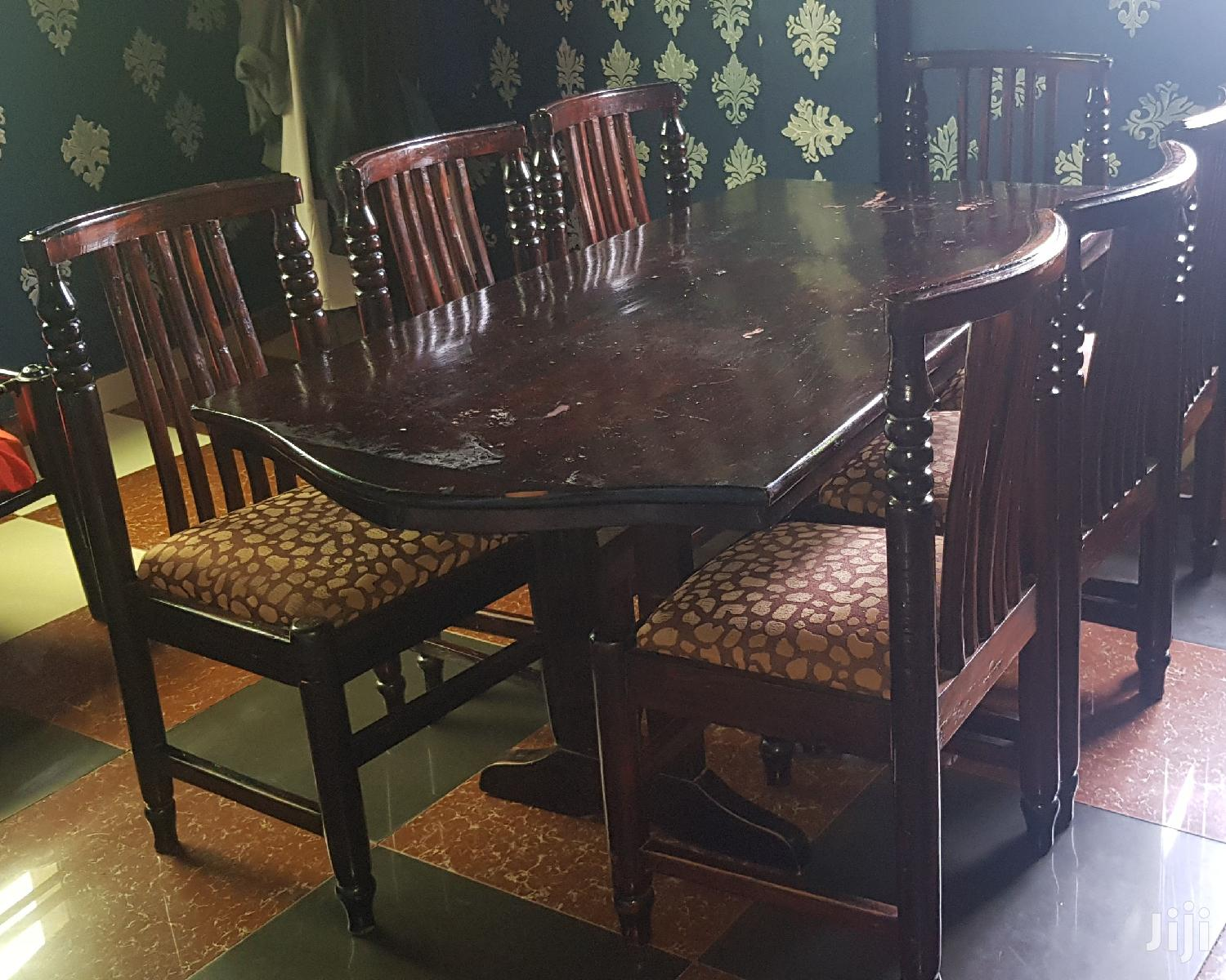 Quality 8 Seater Dining Table | Furniture for sale in Kampala, Central Region, Uganda