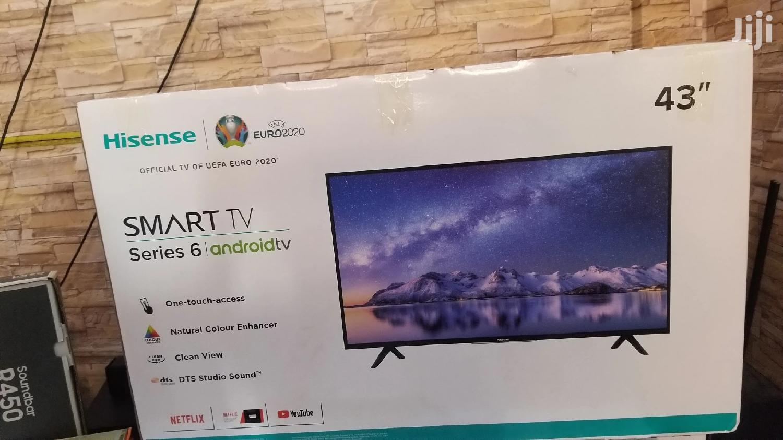 Brand New Hisense Smart 43 Inches Led TV