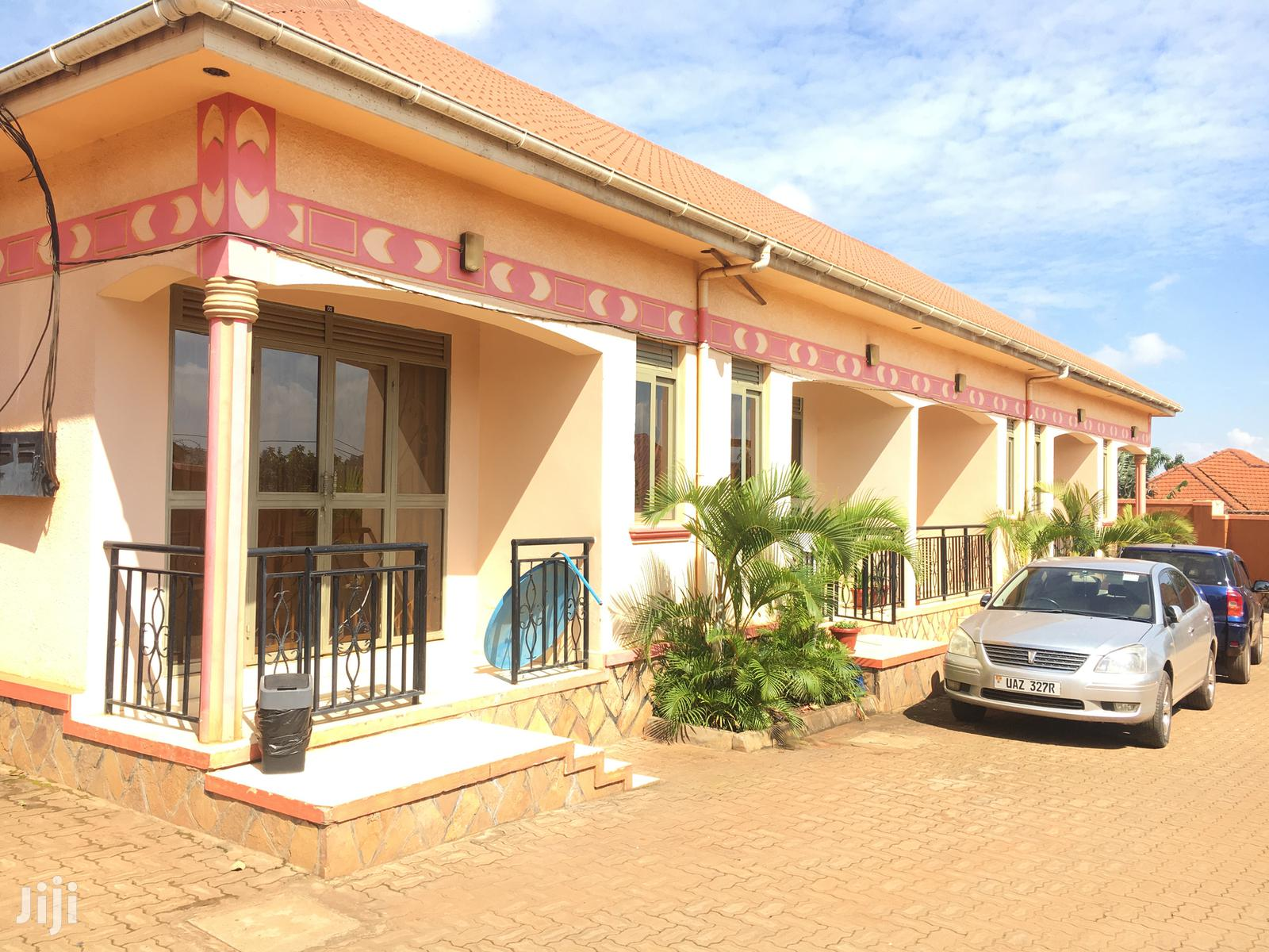 House For Rent House Double Room Self Contained In Kisaasi