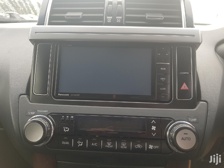 Archive: Toyota Land Cruiser Prado 2015 Black