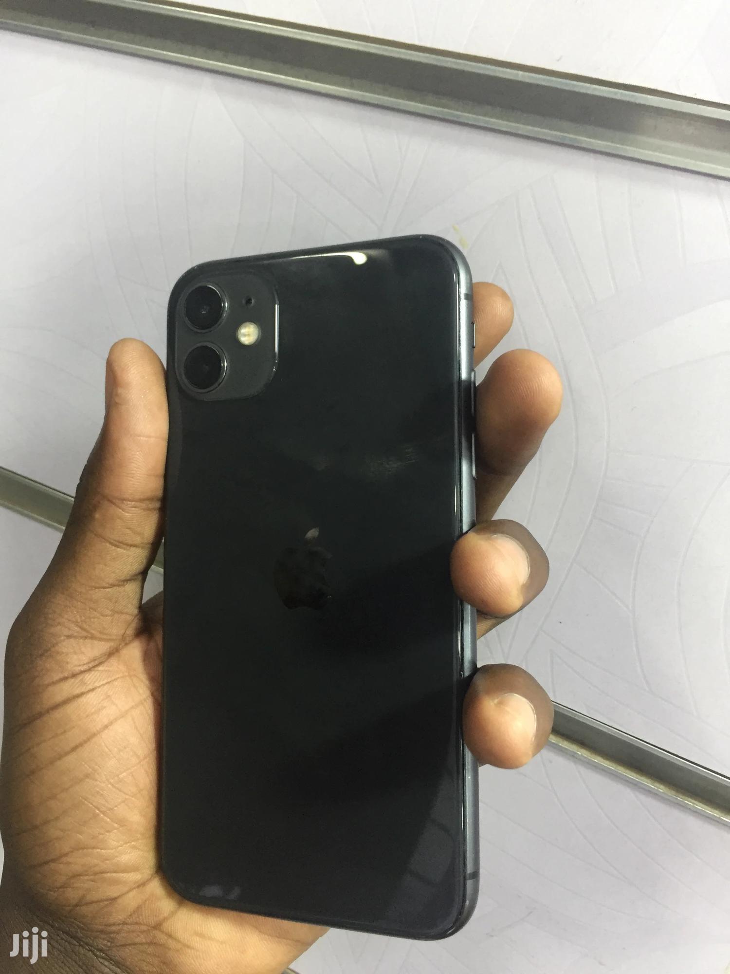 Apple iPhone 11 64 GB Black | Mobile Phones for sale in Kampala, Central Region, Uganda