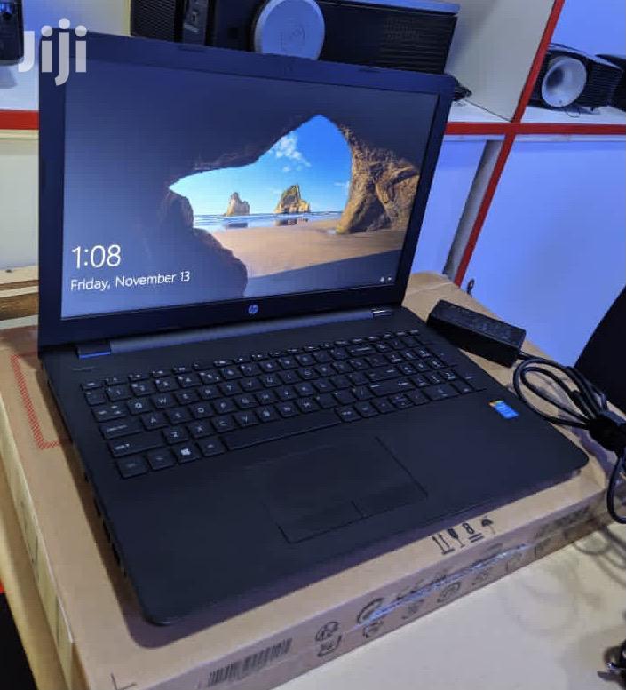 New Laptop HP 15-ra003nia 4GB Intel Core i3 SSD 1T