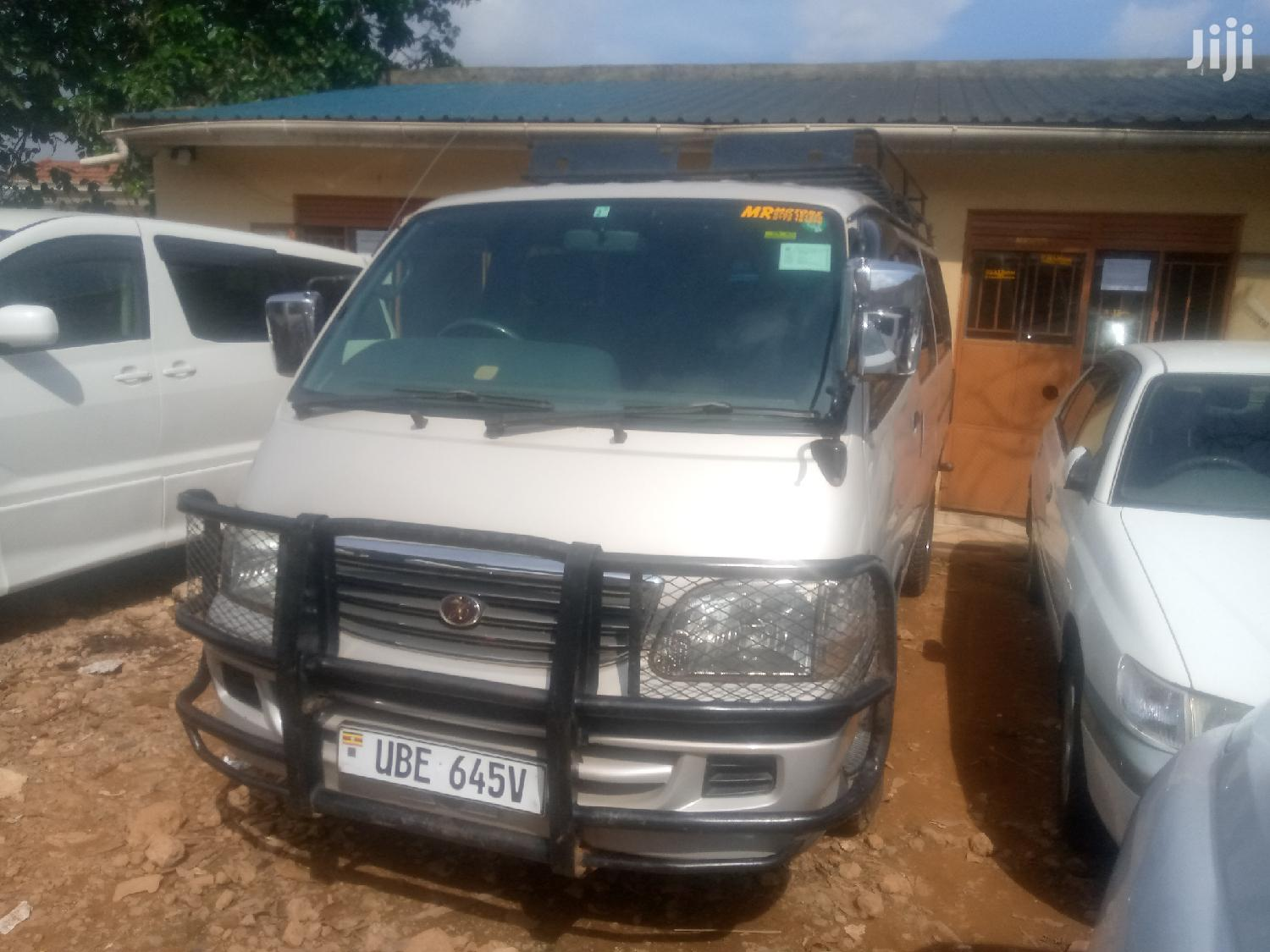 Toyota Townace 1999 Silver
