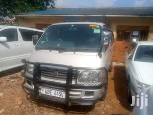 Toyota Townace 1999 Silver | Buses & Microbuses for sale in Central Region, Kampala