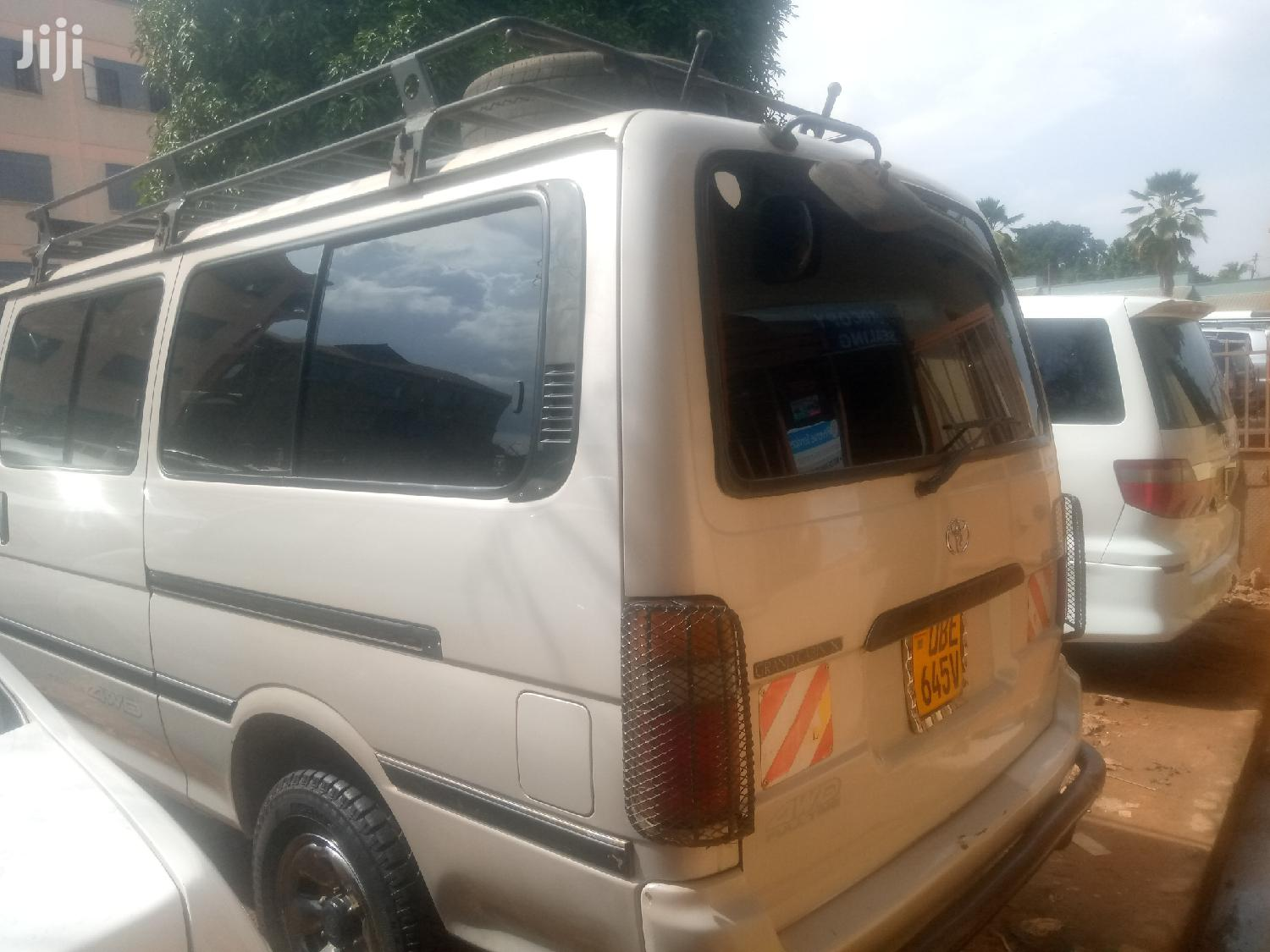 Toyota Townace 1999 Silver   Buses & Microbuses for sale in Kampala, Central Region, Uganda