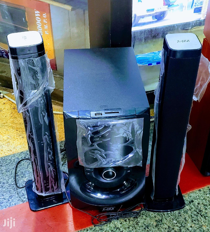 Jazz Bass Woofer, Bluetooth, FM Radio, Flash Disk Support | Audio & Music Equipment for sale in Kampala, Central Region, Uganda