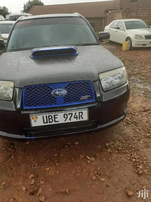 Subaru Forester 2006 Black | Cars for sale in Kampala, Central Region, Uganda
