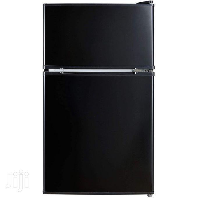 ADH Fridge, 120L Double Door Refrigerator
