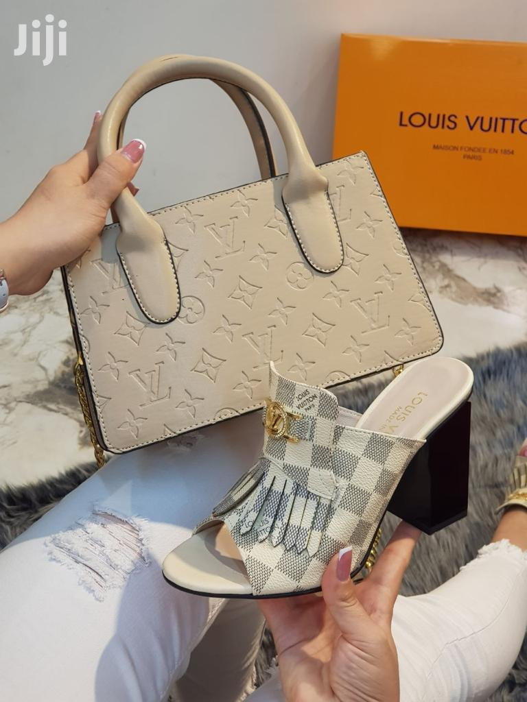 Archive: Ladies Shoes With Bag