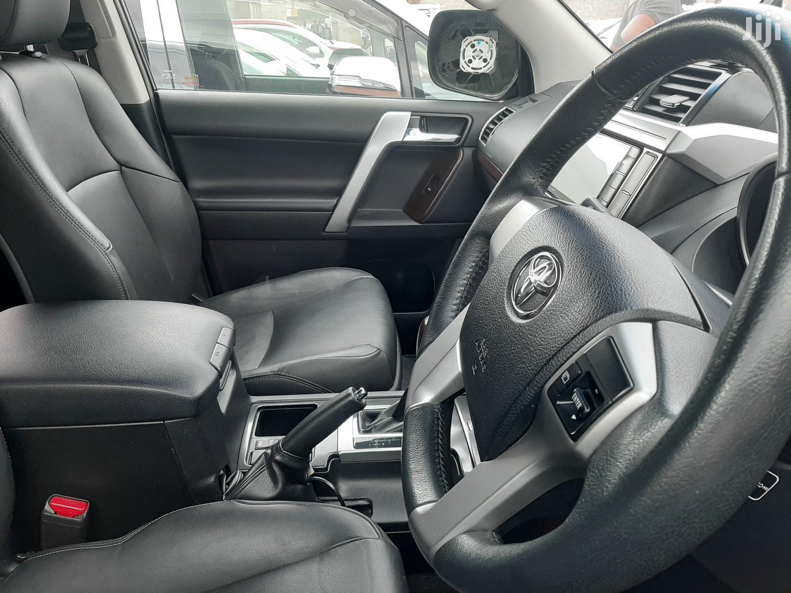 Toyota Land Cruiser Prado 2015 Black | Cars for sale in Kampala, Central Region, Uganda