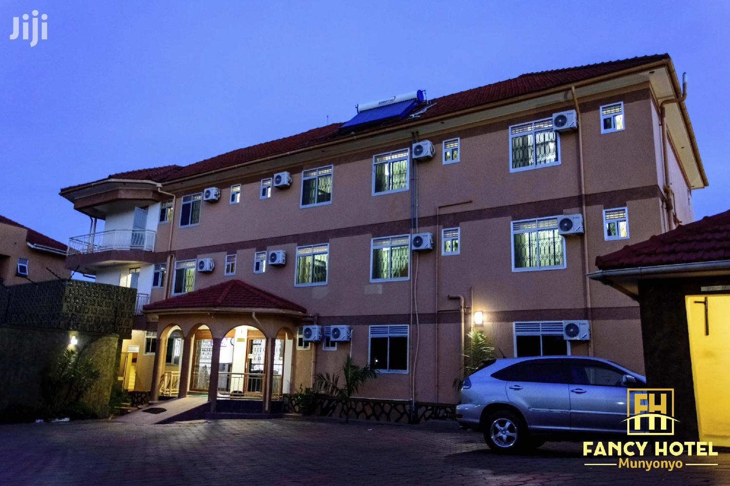 Another Classic Fancy Five Star Hotel On Quicksale Munyonyo