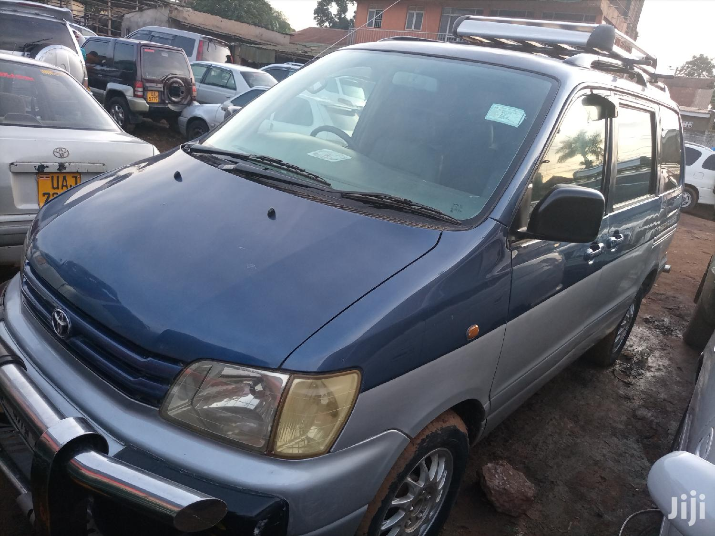 Toyota Noah 1997 Blue | Cars for sale in Kampala, Central Region, Uganda