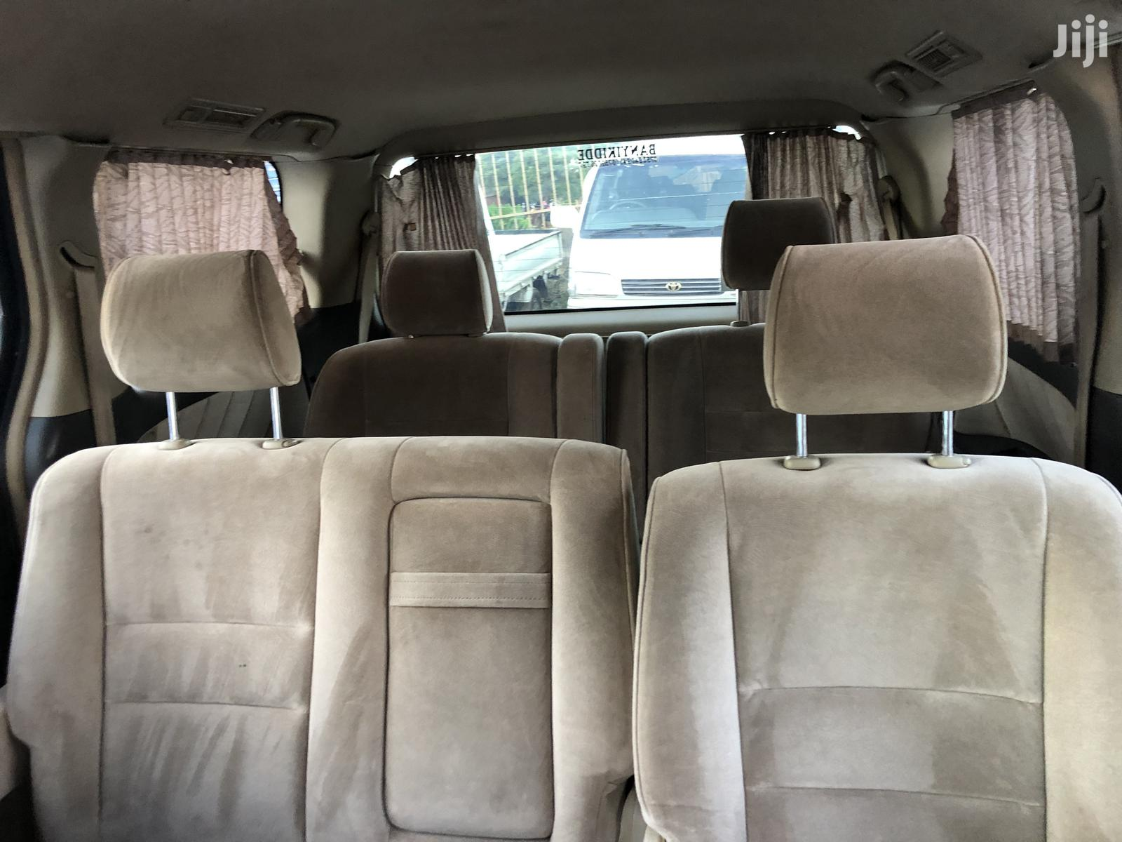 Toyota Alphard 2003 Black | Cars for sale in Kampala, Central Region, Uganda