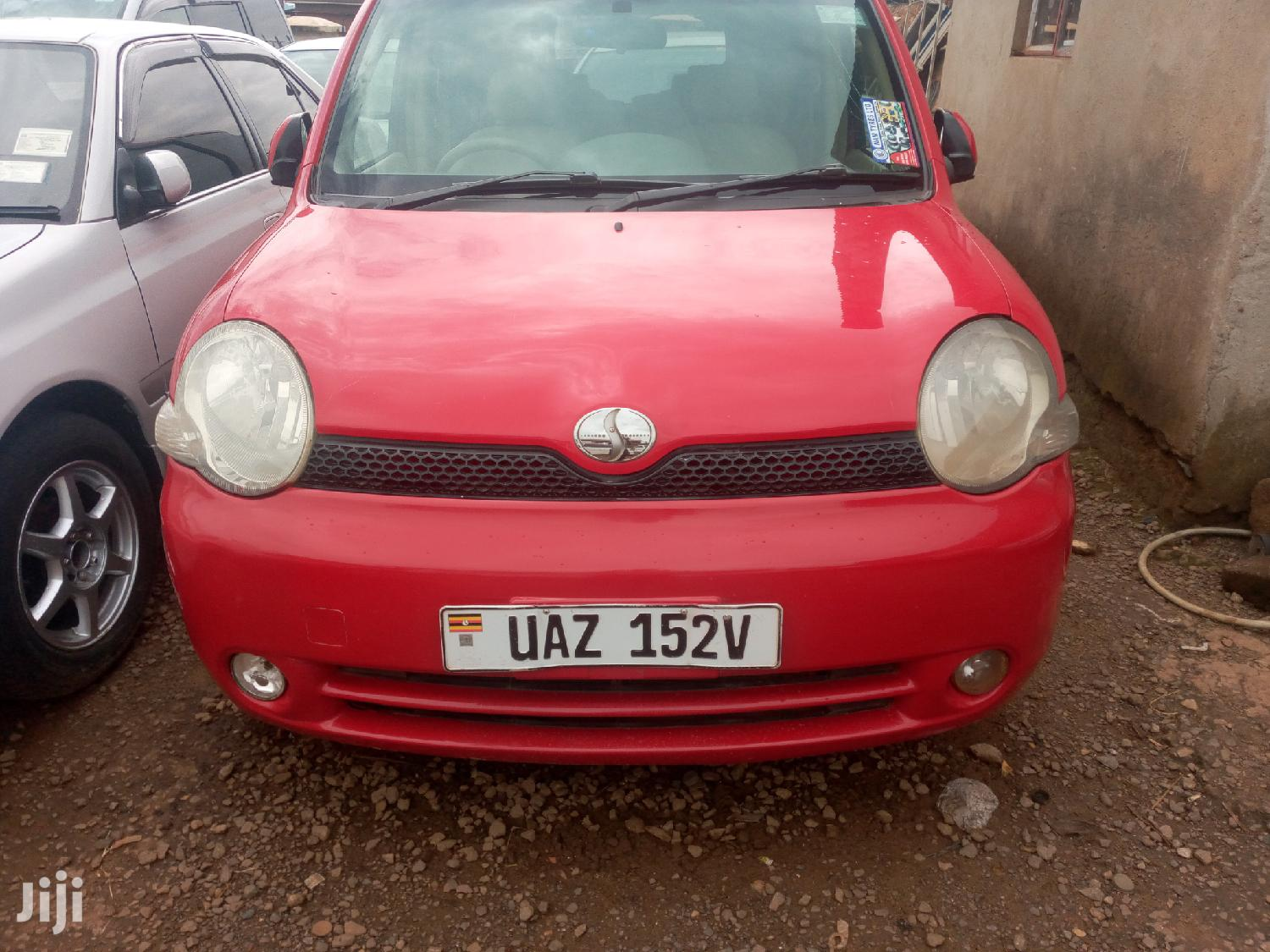 Toyota Sienta 2004 Red | Cars for sale in Kampala, Central Region, Uganda