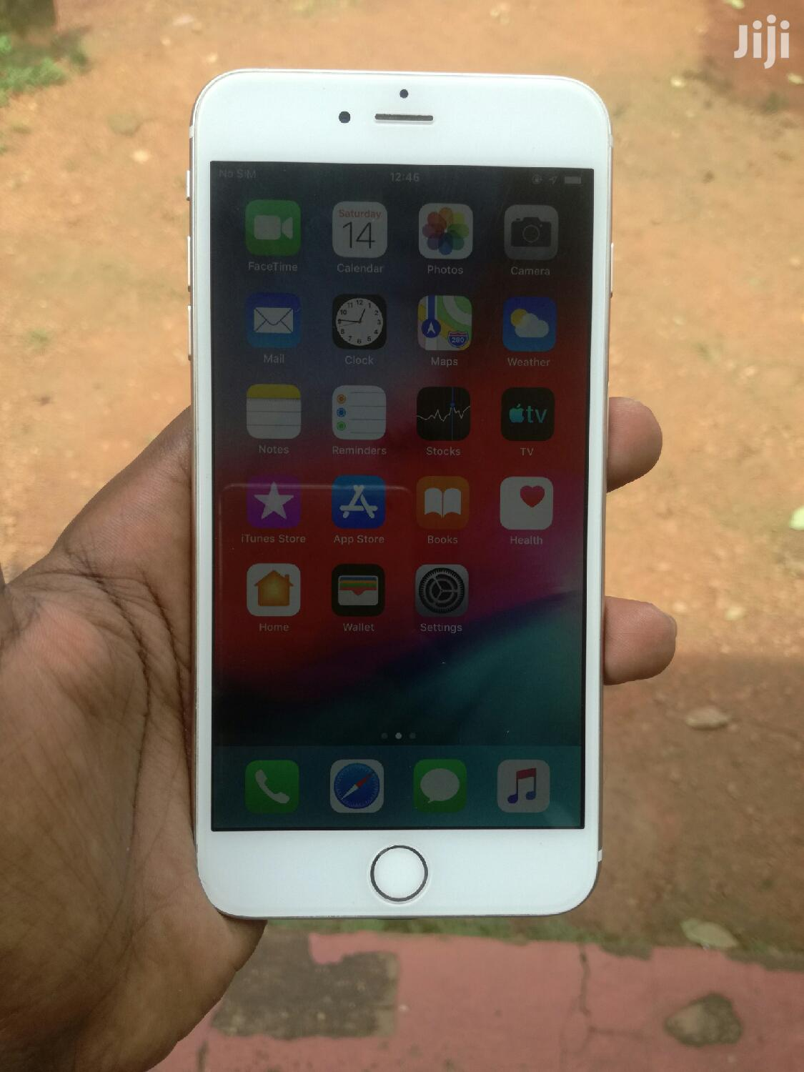 Archive: Apple iPhone 6 Plus 64 GB Gray
