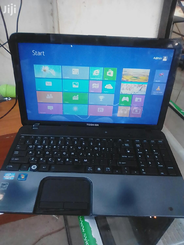 Laptop Toshiba Satellite C850 4GB Intel Core I3 HDD 500GB | Laptops & Computers for sale in Kampala, Central Region, Uganda