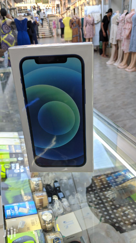 New Apple iPhone 12 128 GB Blue