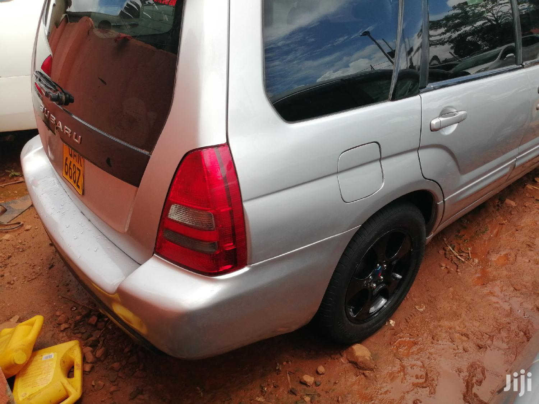 New Subaru Forester 2001 Silver | Cars for sale in Kampala, Central Region, Uganda