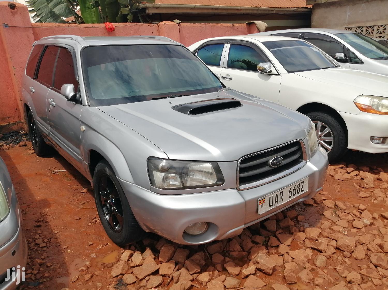 New Subaru Forester 2001 Silver