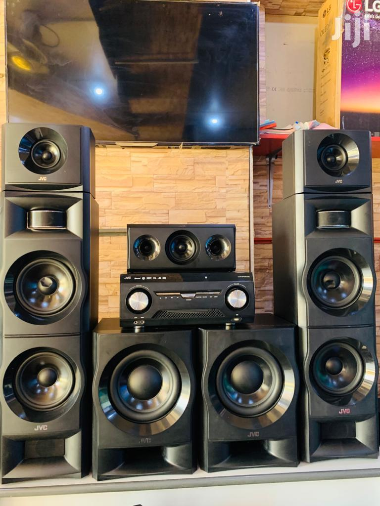 New JVC 5.2 Channels Mega Sound System   Audio & Music Equipment for sale in Kampala, Central Region, Uganda