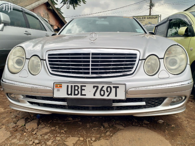 Mercedes-Benz E240 2007 Silver | Cars for sale in Kampala, Central Region, Uganda