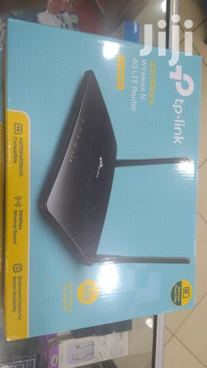 4G Router TP Link Brand New   Networking Products for sale in Central Region, Kampala