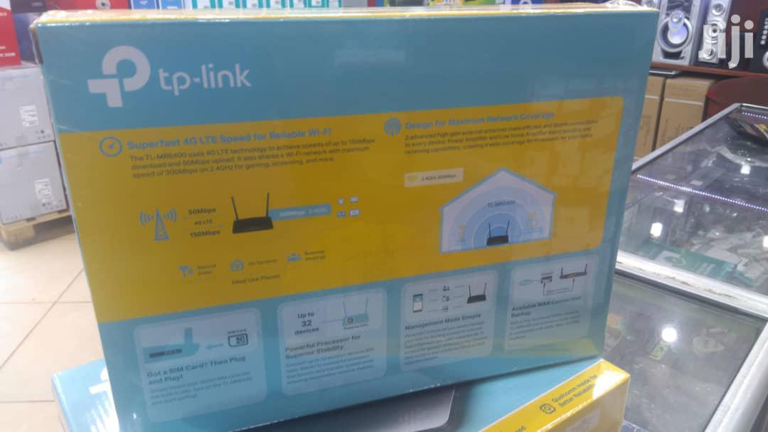4G Router TP Link Brand New | Networking Products for sale in Kampala, Central Region, Uganda