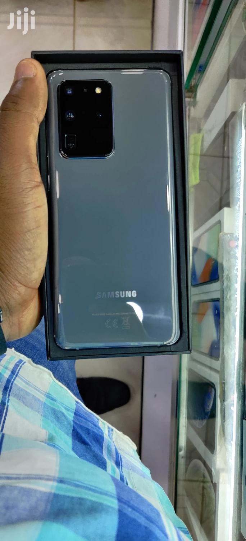Samsung Galaxy S20 Ultra 128 GB Gray