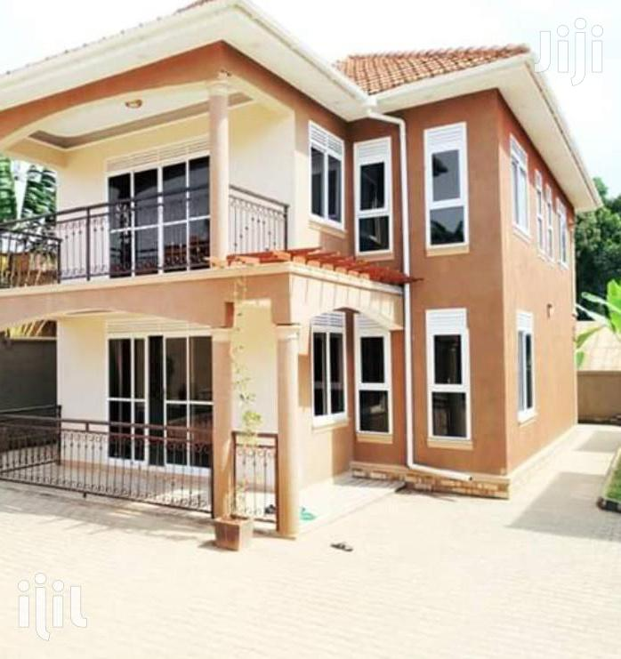 Buziga Brand New 3 Bedrooms Stand Alone for Rent